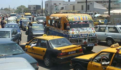 L'embouteillage au quotidien